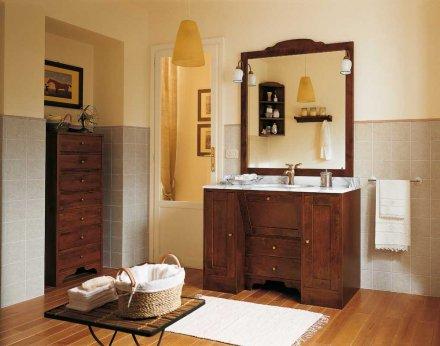 Classico giorno arredo bagno - Mobili per bagni classici ...
